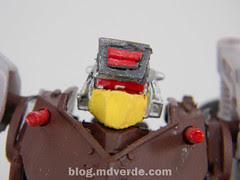 Transformers Scrapheap United Deluxe - Custom - modo robot