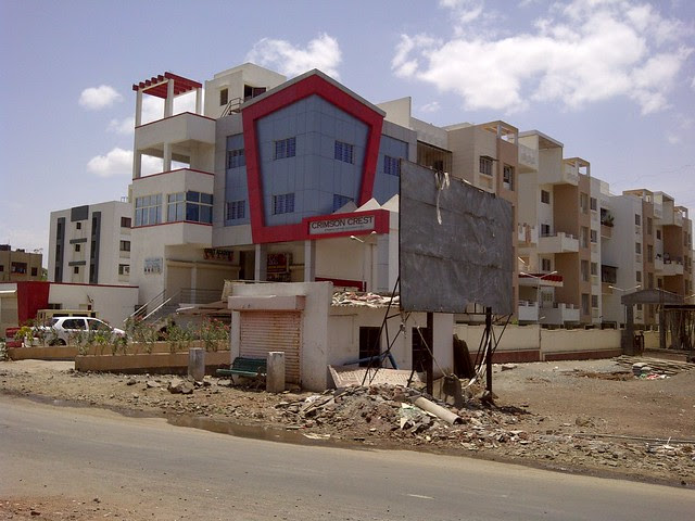 Ram India Desai Shelters Ltd's Crimson Crest at Tupe Nagar - Keshav Nagar - Sade-Satara-Nali - Hadapsar - Visit Livogue - 1 BHK, 1.5 BHK & 2 BHK Flats at Malwadi Hadapsar, Pune 411028