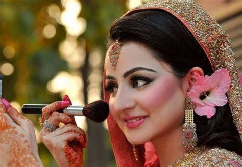 Make Up Tips for Indian Bridal Wear   Indian Fashion Blog