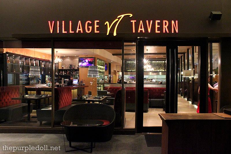Village Tavern at Bonifacio High Street Central