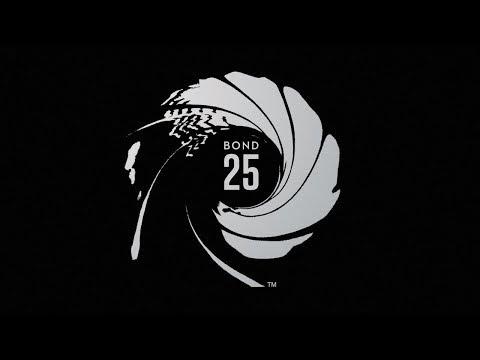Bond 25 Title Reveal