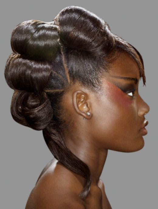 Protective Hairstyles For Relaxed / Texlaxed Hair Textures ...