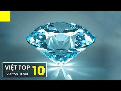 Top 10 viên kim cương đắt nhất thế giới