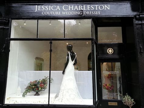 New Jessica Charleston Couture Wedding Dress Shop Now Open