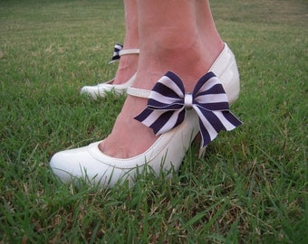 Popular items for Navy white stripe on Etsy