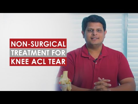 Stem Cell Treatment for Knee ACL Tear | RegenOrthoSport
