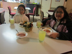 Lunch at the Senior Center