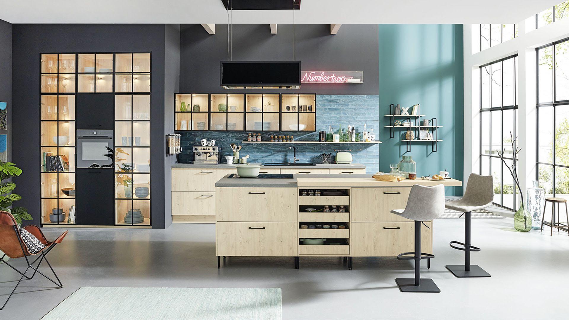 interliving schlafzimmer serie 1006 kleiderschrank küche