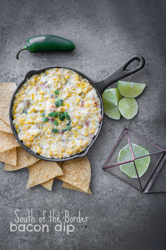 South of the Border Bacon Dip | Kailley's Kitchen