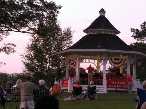 NL Bandstand 2011