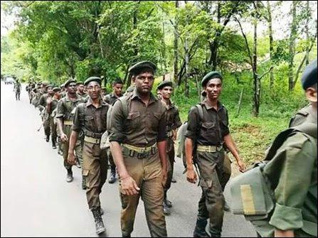 Cadet training