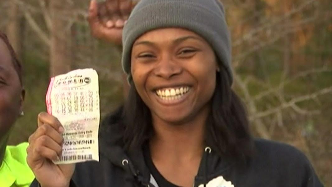 Lucky Triad 'Lottery Girls' Win $50, Powerball Jackpot |