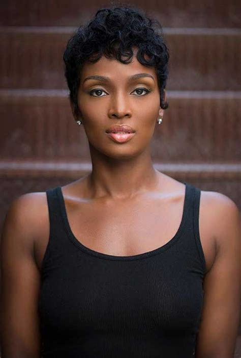 pixie haircuts  black women hairstylo