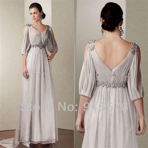 Dresses Mother Of Bride Chiffon Dress Women Gowns with