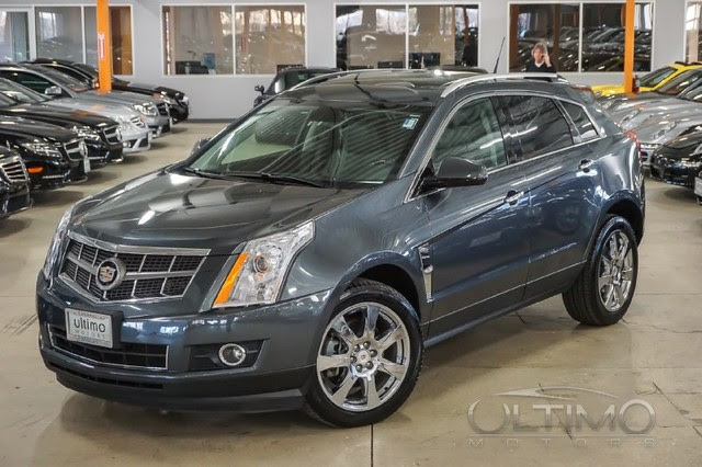 Pre-Owned 2012 Cadillac SRX Performance Collection SUV in ...