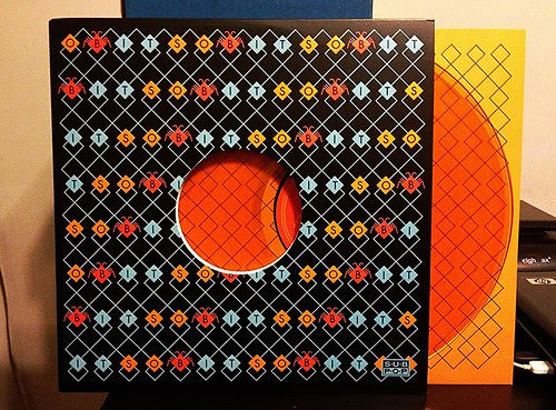 Obits - Bed & Bugs - Orange Vinyl by Tim PopKid