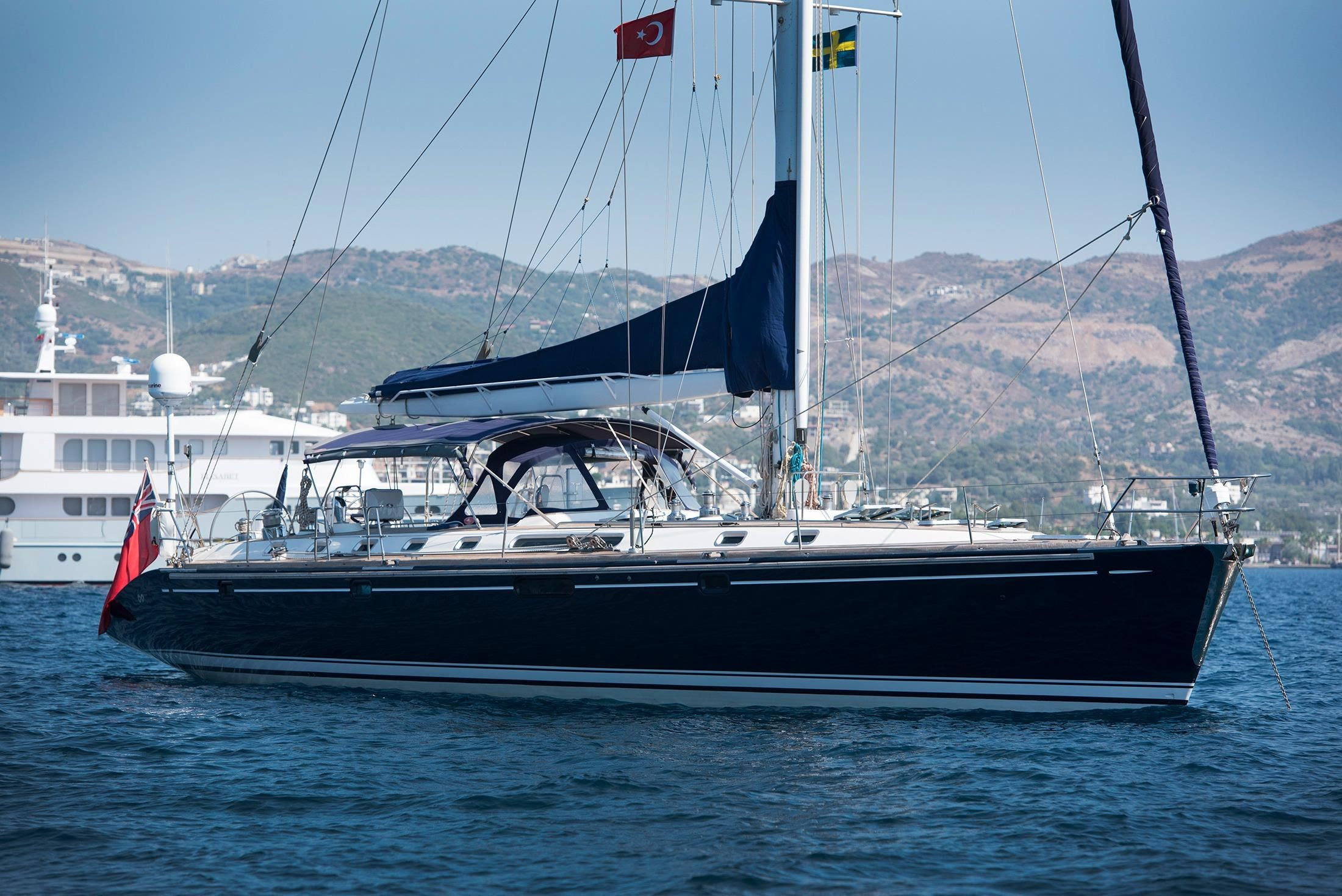 Bavaria Vision 42 Specifications - Clipper Marine