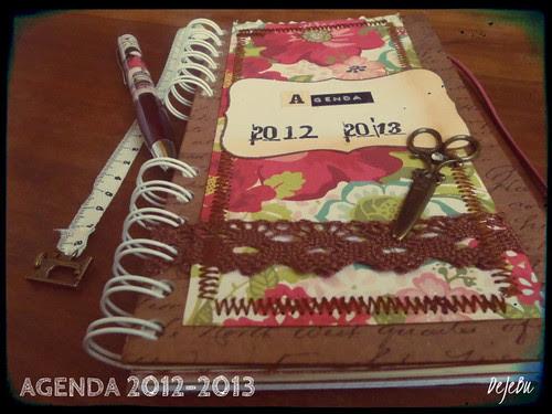 AGENDA 2012-2013 01