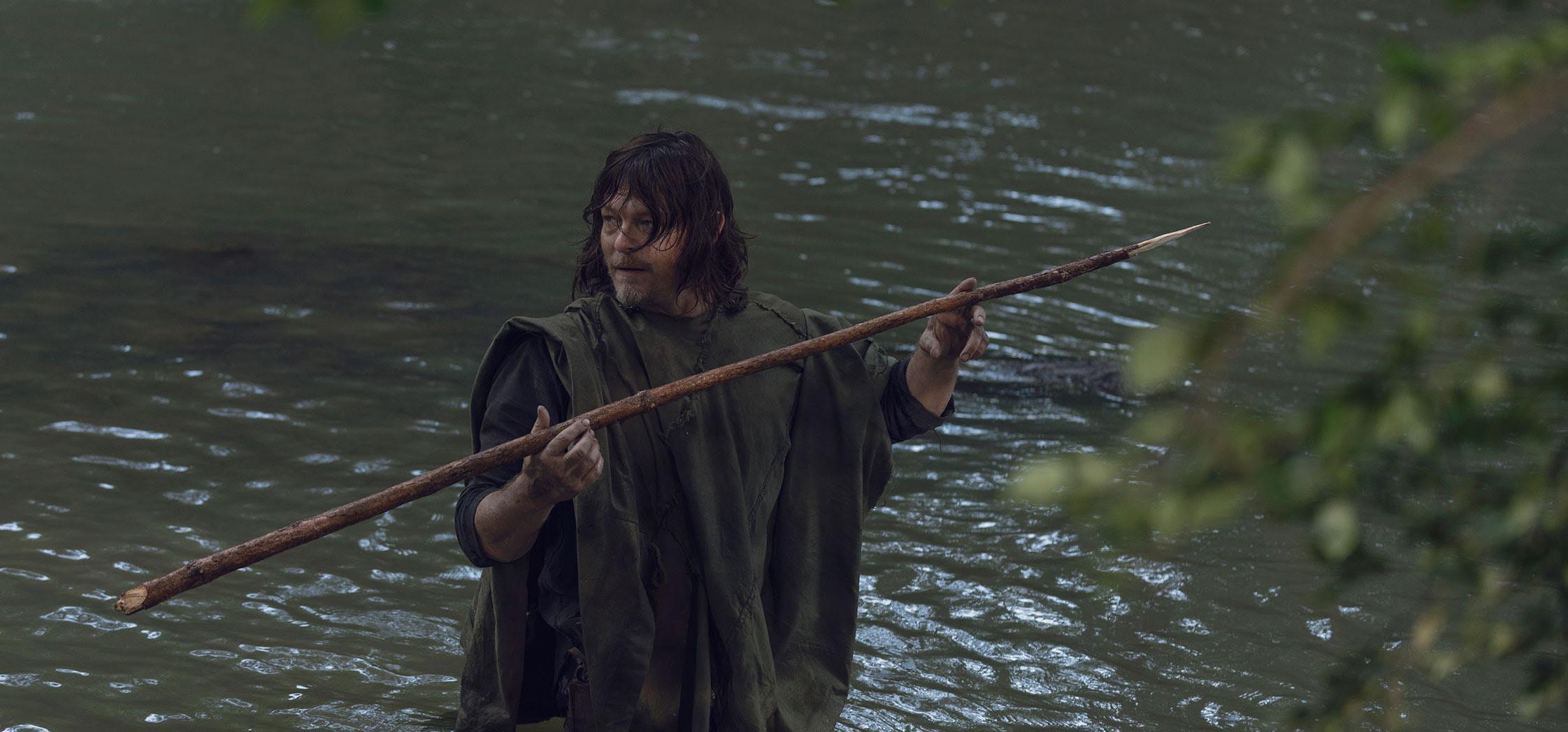 The Walking Dead saison 9 : Norman Reedus raconte la
