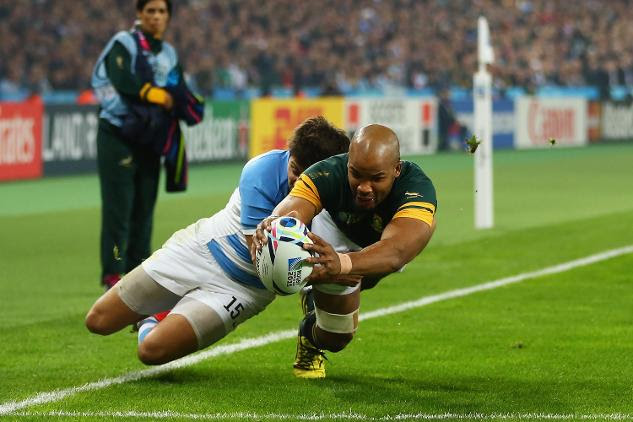 Rugby | Los Pumas cayeron ante Sudáfrica y finalizaron cuartos en el Mundial