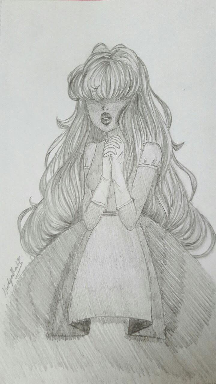 Sapphire sketch ~☆