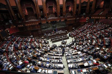 L'Aula della Camera (archivio) © ANSA