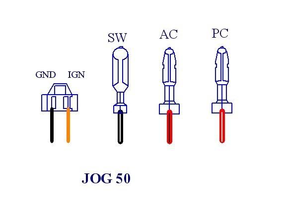 2 Stroke Race Cdi Ignition Jog Minarelli 1e40qmb Cd10