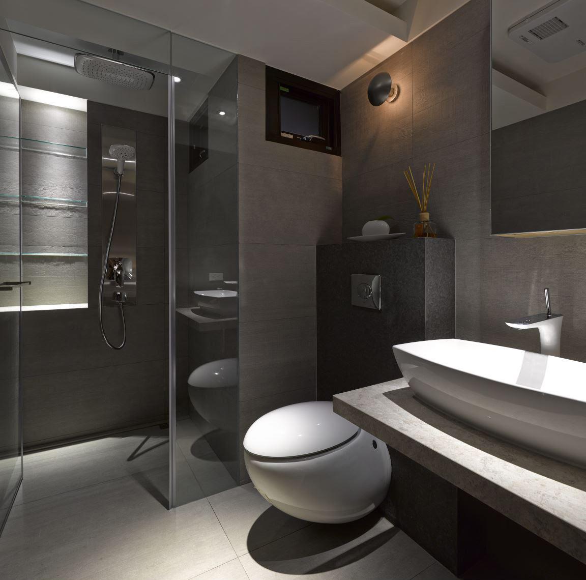 Ultra Modern Bathroominterior Design Ideas