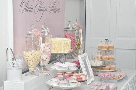 Lace and Pearl Themed Christening by Once Upon a Table Events