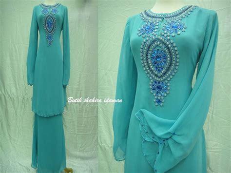 butik shahira idaman baju kurung moden terbaru