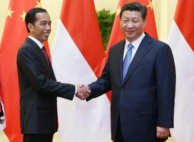 Hasil gambar untuk kerjasama china dengan indonesia