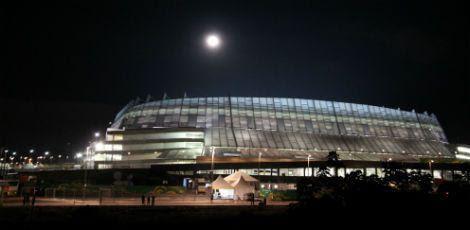 Arena Pernambuco / JC Imagem