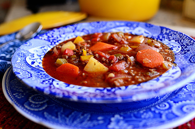 Hamburger Soup | The Pioneer Woman
