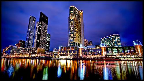 The Spectacular Yarra River, Melbourne