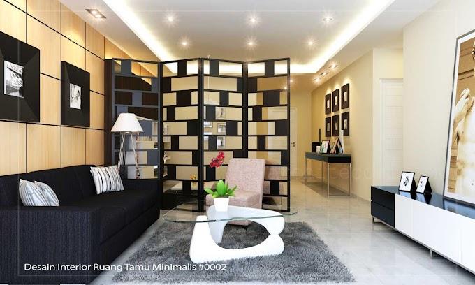Design Interior Minimalis Ruang Tamu | Ide Rumah Minimalis