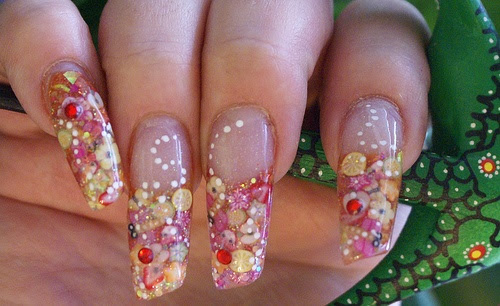 Nail Art from Mexico - Nail Art Design From CoolNailsArt