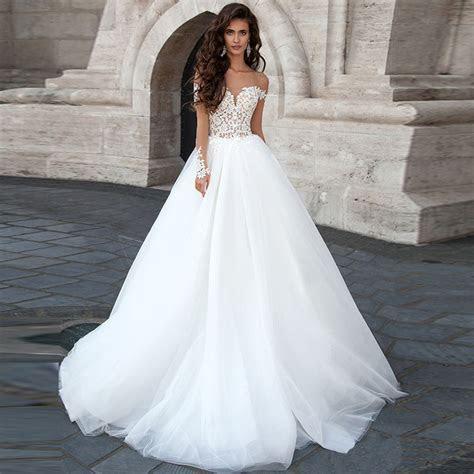 Aliexpress.com : Buy Sexy Backless Ball Gown Wedding Dress