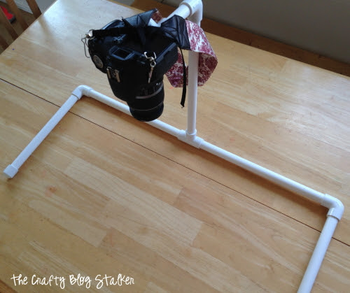 Camera Stand with PVC