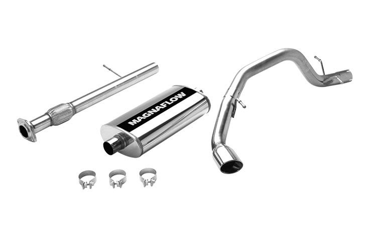 Magnaflow 16722: Exhaust System for GM SUBURBAN 1500 LS 5 ...