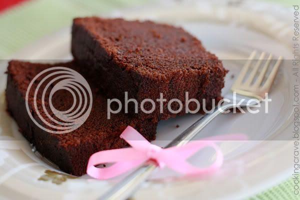 Chocolate Moist Cake5
