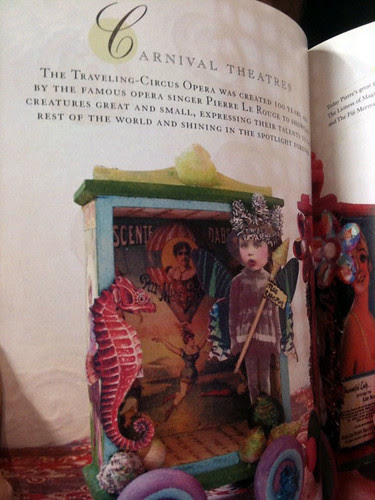 Altered Art Circus! Inside Preview! 4