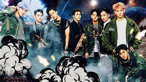 exo wallpapers top  exo backgrounds wallpaperaccess