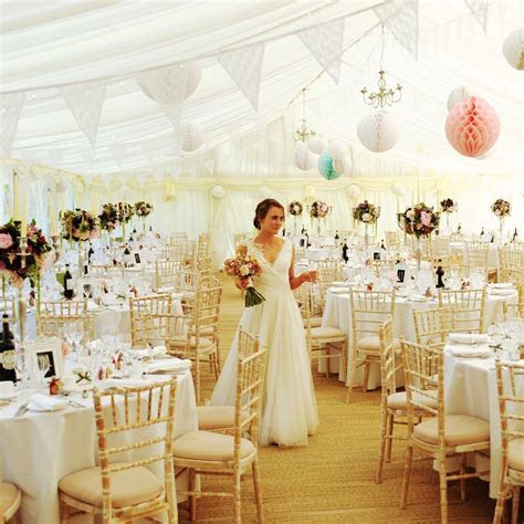 5 Fairy Tale Themed Wedding Decor Ideas with Marquee Hire