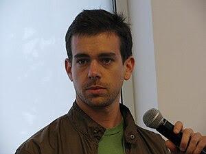 Jack Dorsey, co-founder of Twitter.