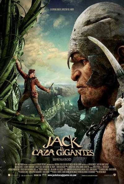 Cartel de Jack el caza gigantes (Jack the Giant Slayer)