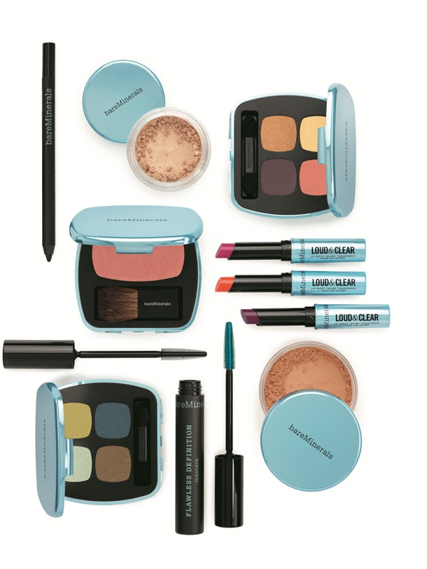 Bare Escentuals Remix Collection for Spring 2013 - Musings ...