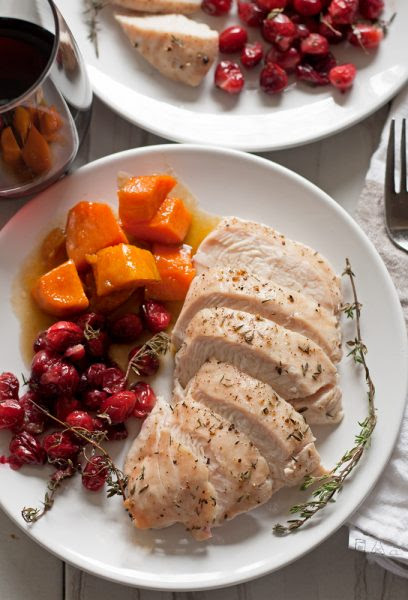 Thanksgiving Dinner For Two-Honey and Birch