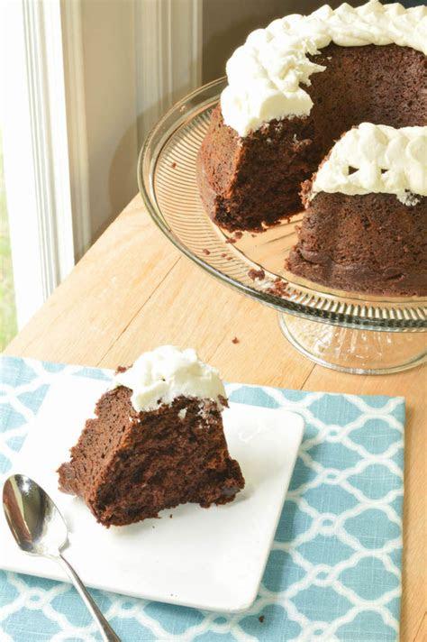chocolate chocolate chip cake  bundt cakes copycat