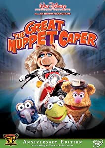 "Cover of ""The Great Muppet Caper - Kermit..."