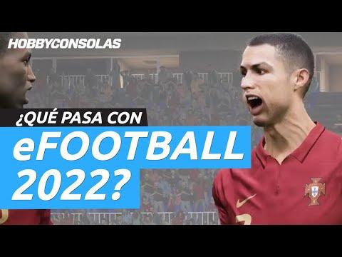 eFootball 2022 es la gran decepción del mundo de los videojuegos